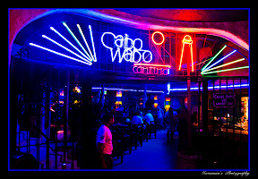 One and Only famous Cabo Wabo Mexico