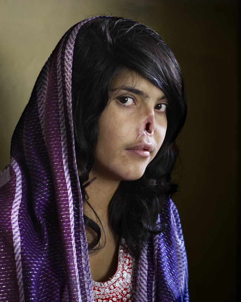 About Two Months Ago Steve McCurry And His Portraits Were Featured On This Blog With World Famous Photograph Of The Afghan Girl Taken Over 25 Years