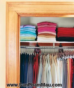 17 mẹo nhỏ cho tủ quần áo ngăn nắp-13