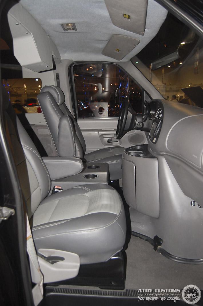 Jay Manalo Ford E150 Atoy Customs Custom Pinoy Rides pic2