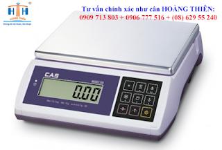 cân điện tử cas ed h 15kg 30kg độ bền cao