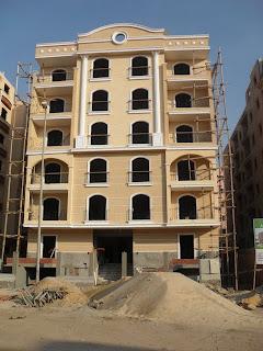 شقة للبيع 177م فى حى المستثمر الشيخ زايد مصر شركة إزدهار