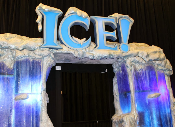 ICE! Featuring Frosty the Snowman at the Gaylord Opryland