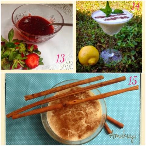 Reposteria-mermelada-fresa-crema-limón-arroz-leche