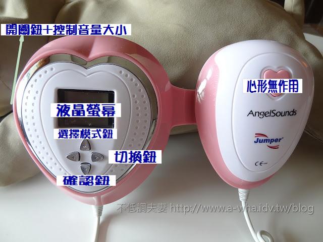 【孕婦媽媽 寶寶日記】聽聽寶寶的心跳聲~天使之音胎音器