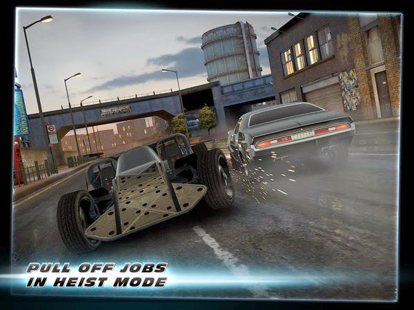 Fast & Furious 6: The Game đã chính thức lên kệ 3