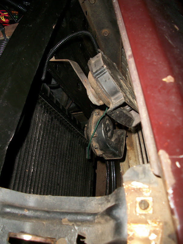 Horn Mounting Locations Chevy Message Forum Restoration And Rhchevytalkorg: 2004 Impala Horn Location At Gmaili.net