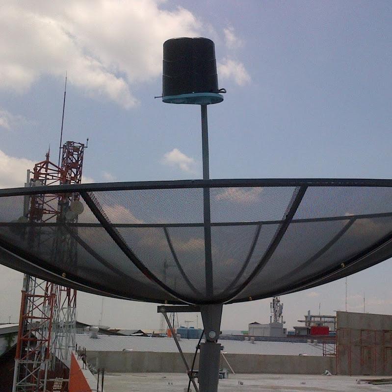 Distributor Receiver Parabola Tanaka Terbaru Surabaya