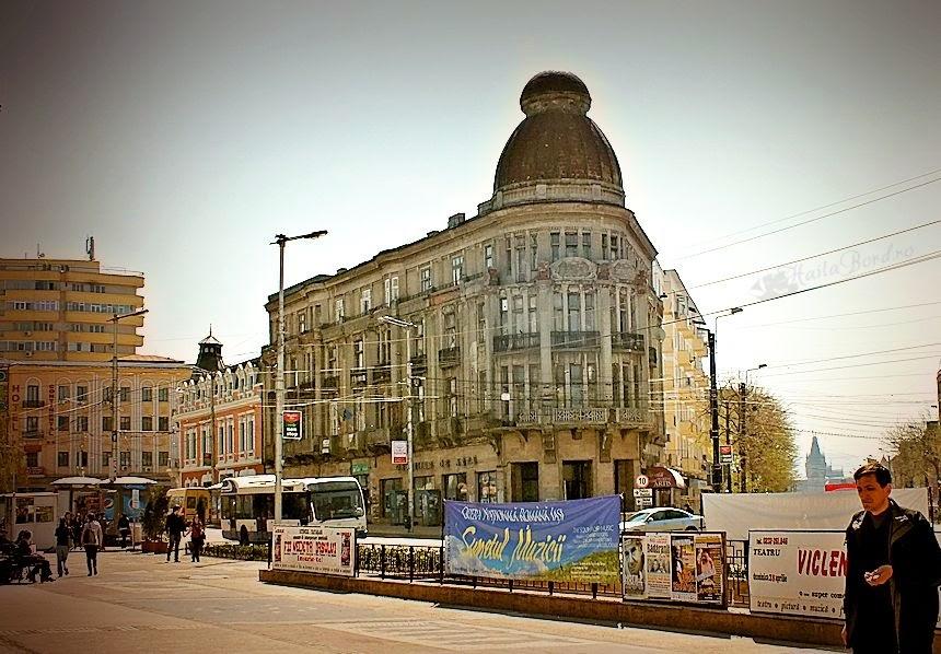 palatul braunstein iasi