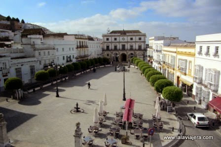 Plaza Mayor de Medina Sidonia