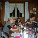 Bilder Abschlussessen Nov. 2009