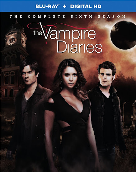 The Vampire Diaries – Temporada 6 [4xBD25]