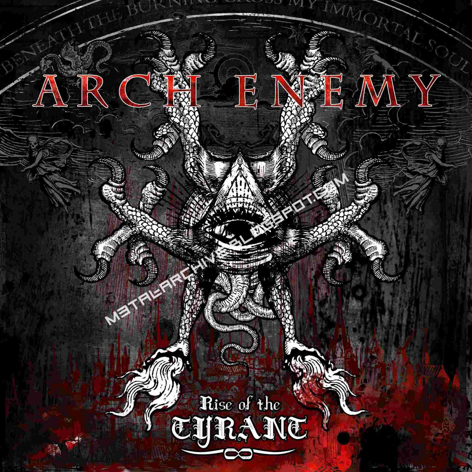 Metal music portal: arch enemy rise of the tyrant 2007.