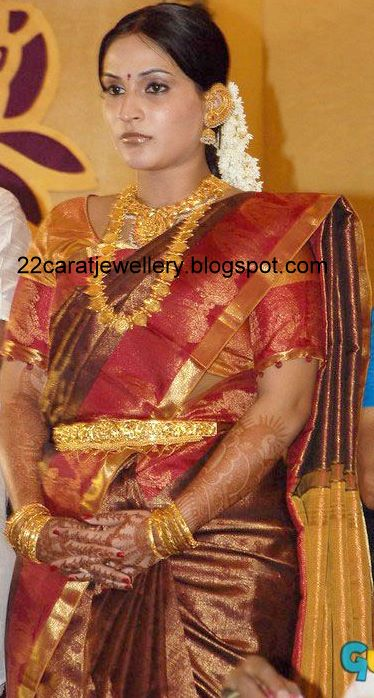 Aishwarya Rajini Kanth Wedding Jewellery Jewellery Designs