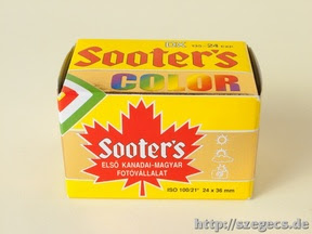 Sooter's COLOR film