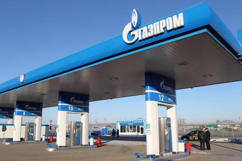 Rosja. Nowa stacja CNG należąca do Gazpromu w Samarze