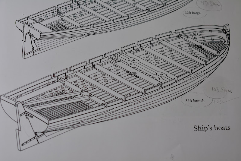 Another Del Prado Re Fit Hms Victory Build Diaries Modelspace