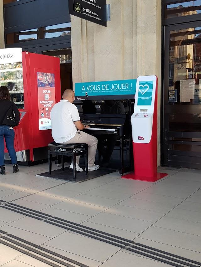 Gare d'Agen