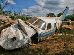acertijo del accidente de avión