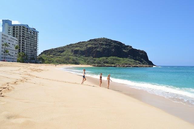 Papaoneone Beach, Waianae, Oahu