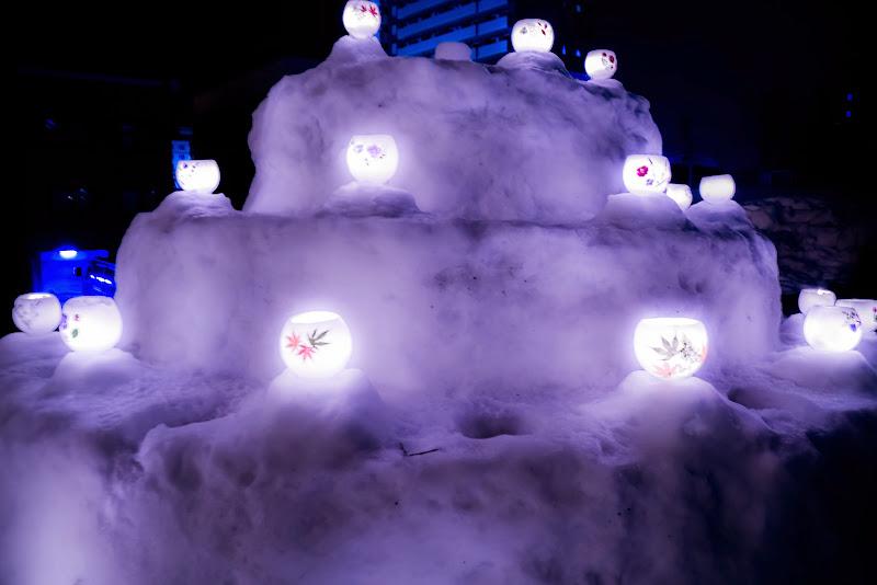 小樽雪あかりの路 写真10