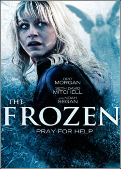 Filme Poster The Frozen DVDRip XviD & RMVB Legendado