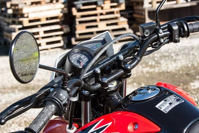 Honda XR150 2018