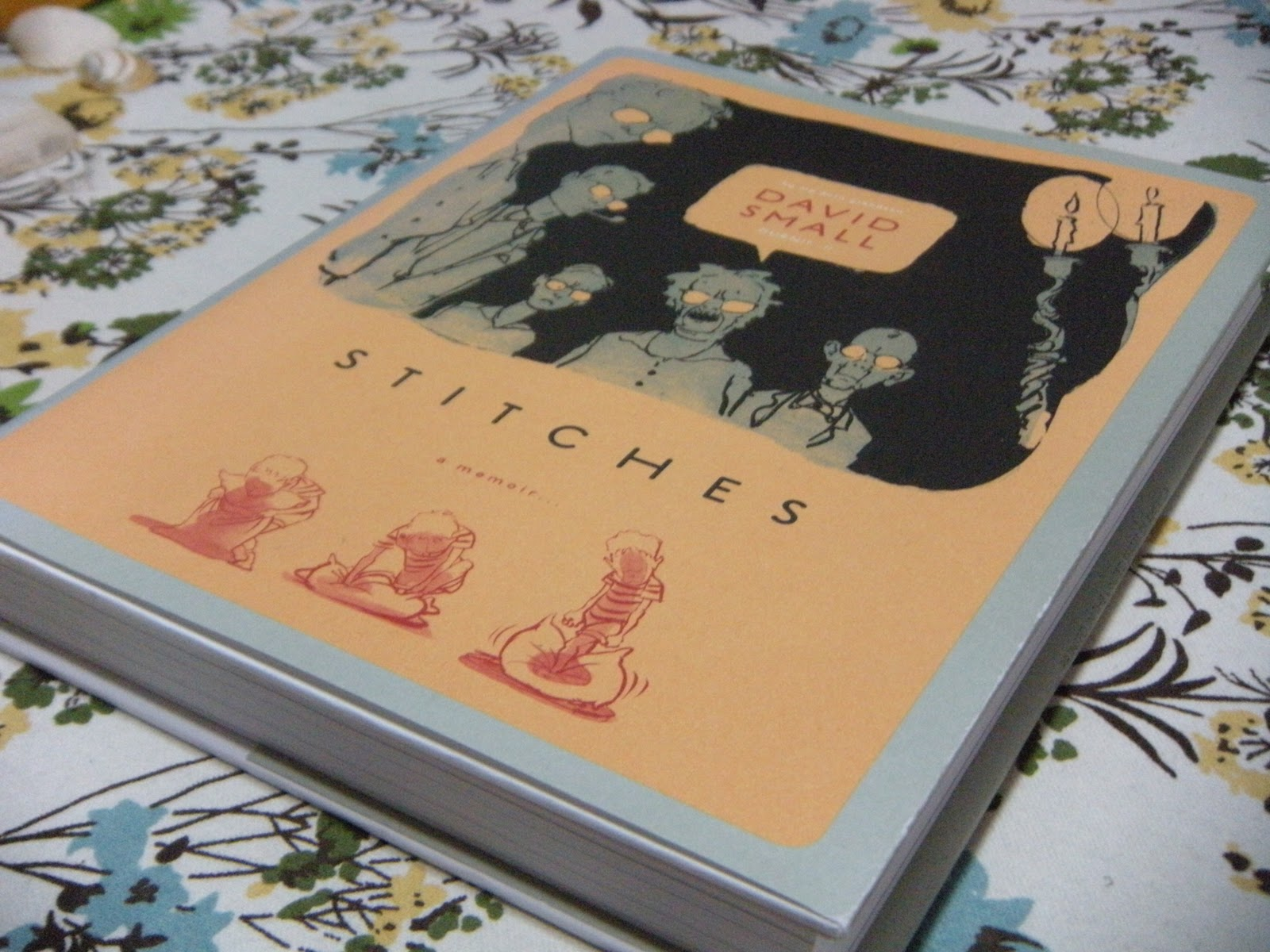 Book Review: Stitches