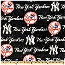 New York Yankees Cloth Diaper