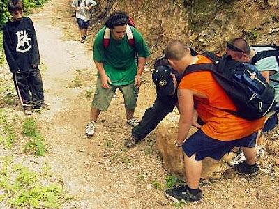 hiking-copan