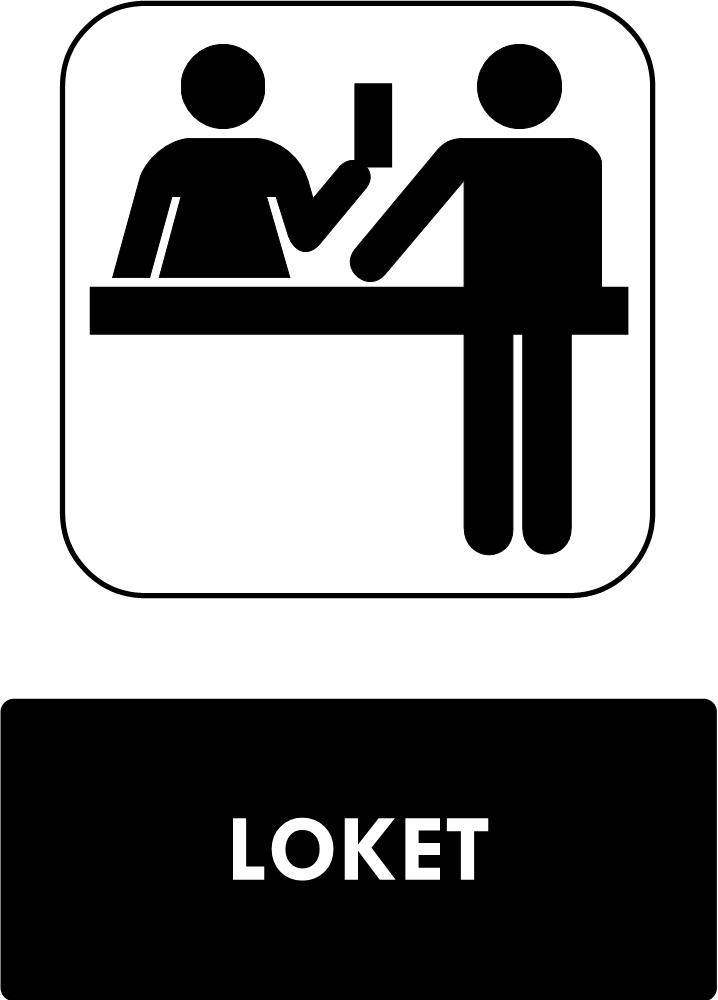 Rambu Loket