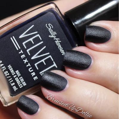 Sally Hansen Velvet Texture Deluxe Swatch