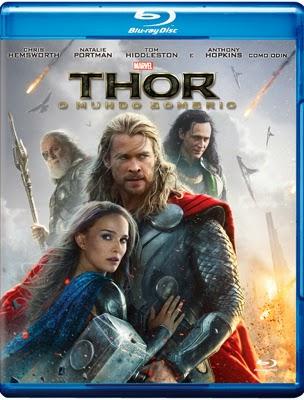 Filme Poster Thor: O Mundo Sombrio BDRip XviD Dual Audio & RMVB Dublado