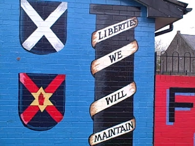 Northern Ireland murals