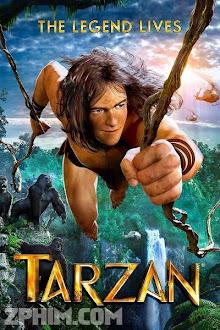 Cậu Bé Rừng Xanh - Tarzan (2013) Poster