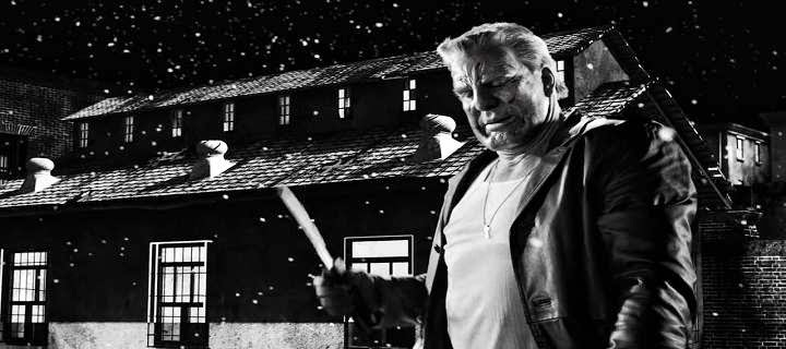 Screen Shot Of Hollywood Movie Sin City: A Dame to Kill For (2014) Download And Watch Online Free at Alldownloads4u.Com