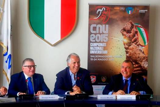 Presentati i CNU 2015, l'edizione più partecipata degli ultimi anni