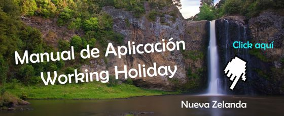 Manual aplicar visa working holiday nueva zelanda como