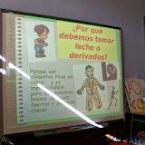 Alimentación saludable: taller en Infantil