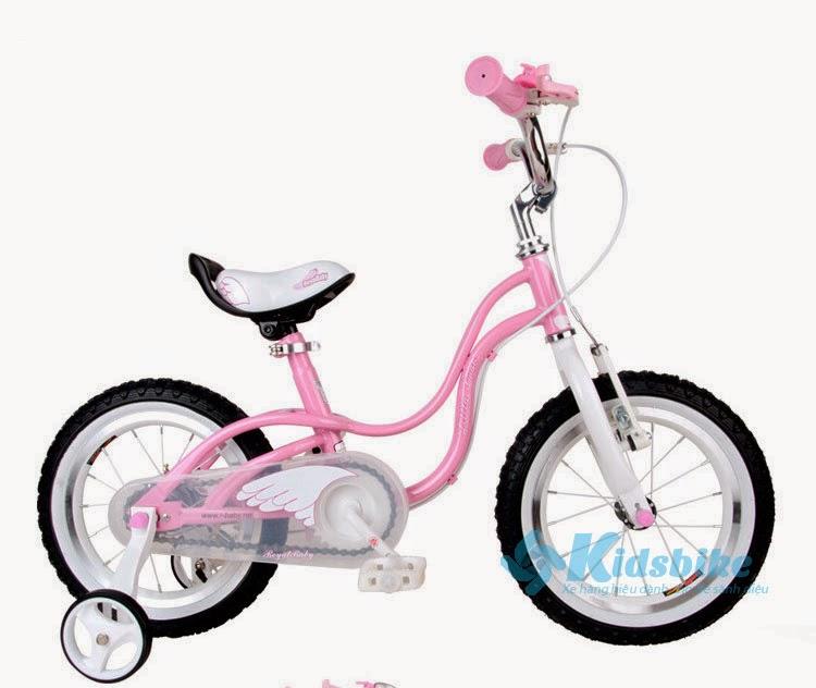 Xe đạp Royalbaby Little Swan