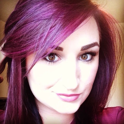 Wiscobeauty Diy Purple Hair