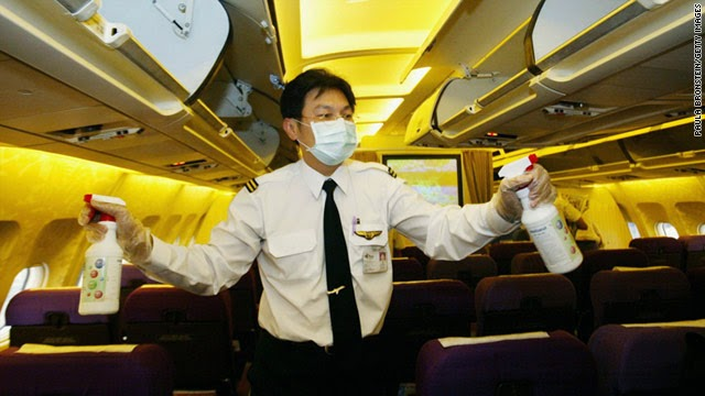 Health Tips: How Can E. coli, Survive for days on planes ?
