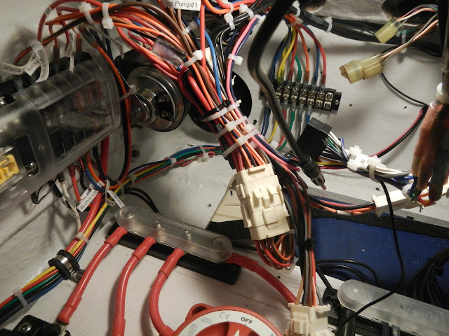 Mods to my 1720 - Page 8 - KEY WEST BOATS FORUM  Key West Wiring Diagram on