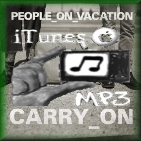 Carry on EP on Itunes