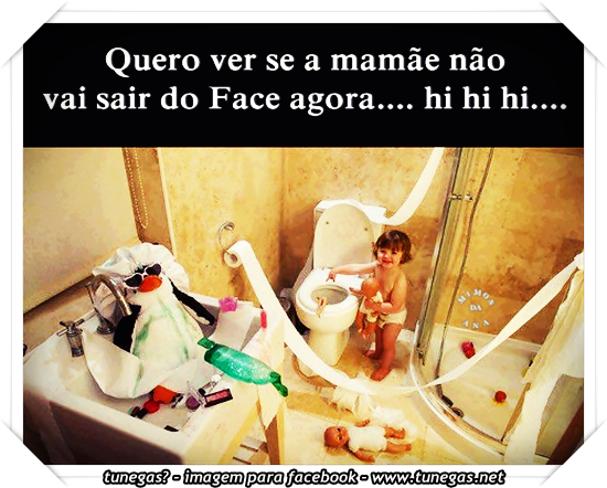 Sair do face