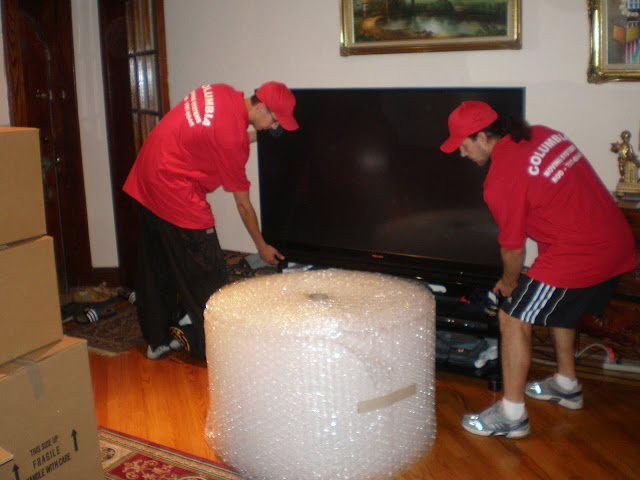 In-house Moving