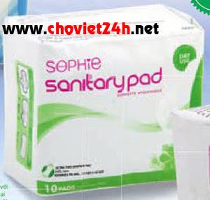 Băng vệ sinh dùng ban ngày - SSPD