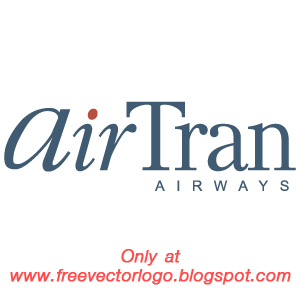 AirTran airways logo vector