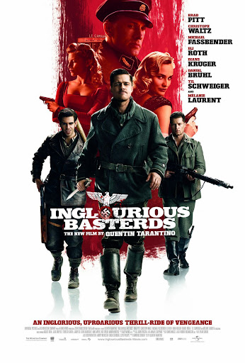 Picture Poster Wallpapers Inglourious Basterds (2010) Full Movies