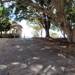 Path leading behind the cafe at Shark Bay (254984)